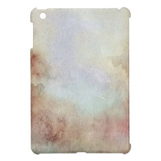 Watercolor Fall Background iPad Mini Cover