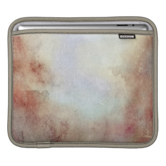 Watercolor Fall Background iPad Sleeve