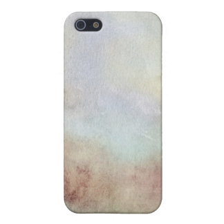 Watercolor Fall Background iPhone 5/5S Cover