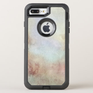 Watercolor Fall Background OtterBox Defender iPhone 7 Plus Case