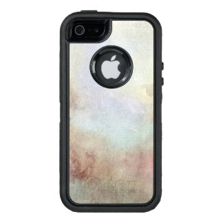 Watercolor Fall Background OtterBox Defender iPhone Case