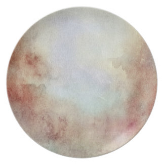 Watercolor Fall Background Plate