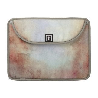 Watercolor Fall Background Sleeve For MacBooks