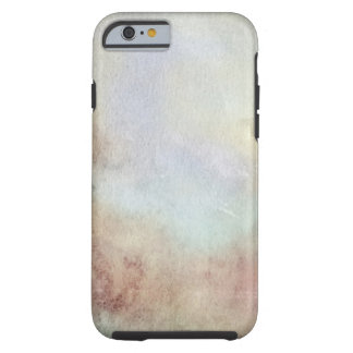 Watercolor Fall Background Tough iPhone 6 Case