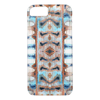 Watercolor Feather Textured Phone Case