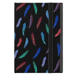 Watercolor Feathers iPad Mini Case