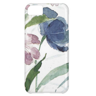 watercolor floral case for iPhone 5C