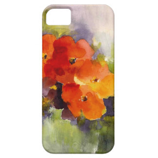 watercolor floral case for the iPhone 5