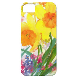 watercolor floral iPhone 5 cases