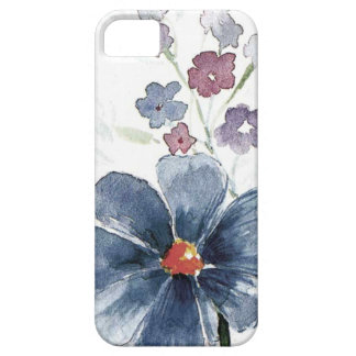 watercolor floral iPhone 5 covers