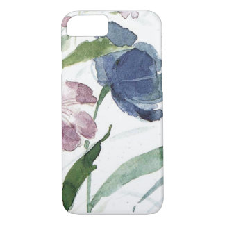 watercolor floral iPhone 7 case