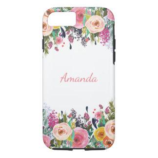 Watercolor Floral iPhone 7 Case