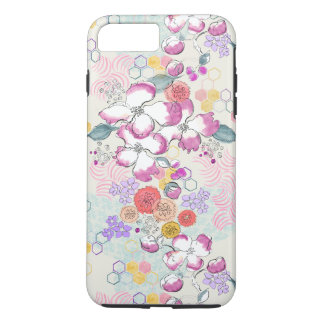 Watercolor Floral iPhone 7 Plus Case