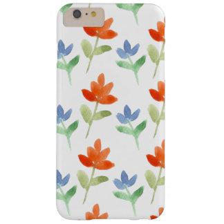 watercolor florals iphone case