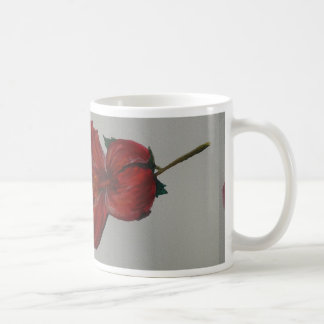 Watercolor Flower Cup