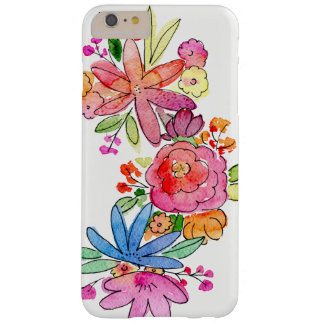 Watercolor Flowers on iPhone Case