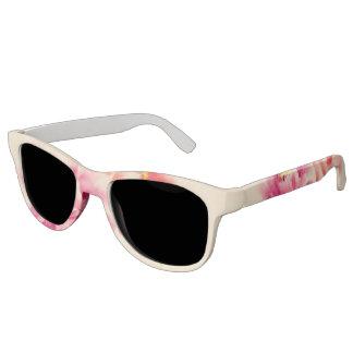 Watercolor Flowers Premium Sunglasses