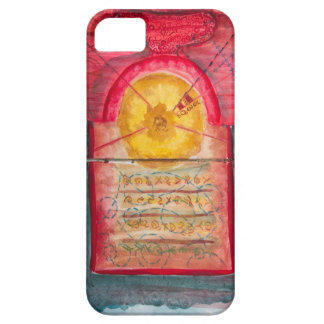 Watercolor Forgotten Realms Artistic Painting iPhone 5 Case