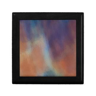 Watercolor Gift Box