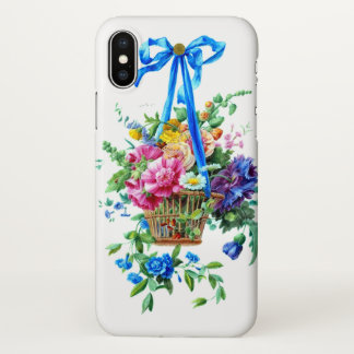 watercolor Girly Cute Floral iphone case