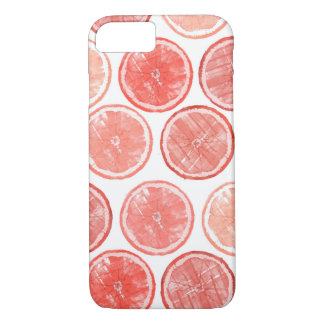 Watercolor Grapefruit Phone Case