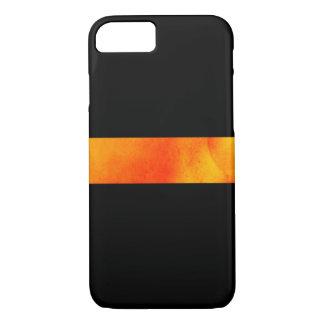 Watercolor Horizontal Stripe iPhone 7 Case