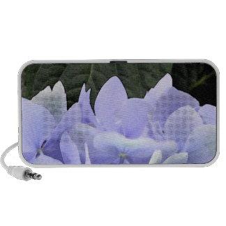 Watercolor Hydrangea 2 Notebook Speaker