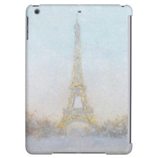 Watercolor | Image of Eiffel Towe