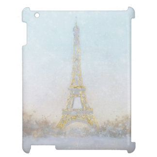 Watercolor | Image of Eiffel Towe Case For The iPad