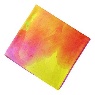 Watercolor Kerchiefs