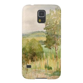 Watercolor Landscape Galaxy S5 Case