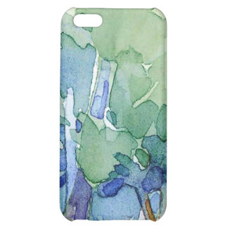 watercolor landscapes iPhone 5C cover