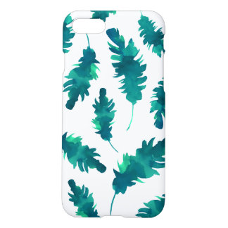 Watercolor Leaves iPhone 8/7 Case