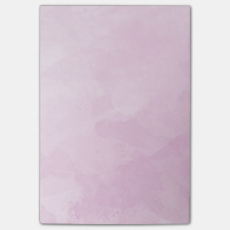 Watercolor Lilac Post-it Notes