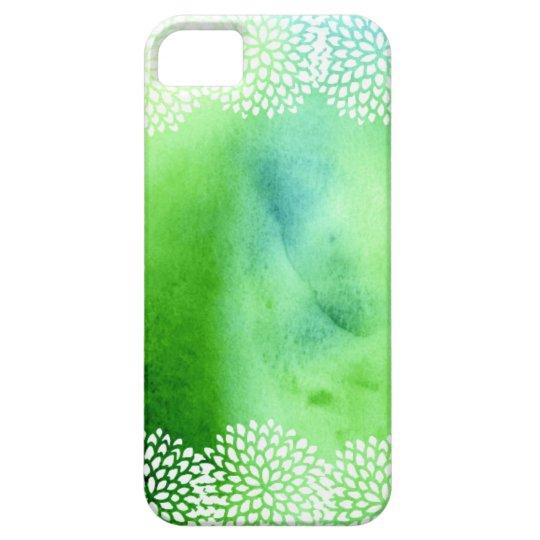 Watercolor Little Blossoms iPhone 5/5s Case