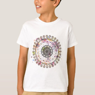 Watercolor Mandala T-Shirt