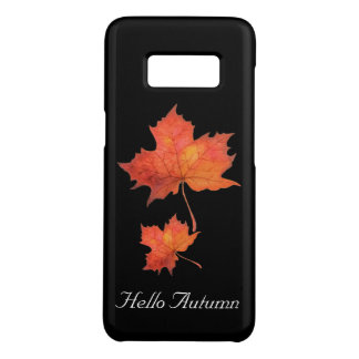 Watercolor Maple Leaf Case-Mate Samsung Galaxy S8 Case