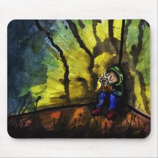 Watercolor - Mousepad