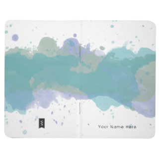 Watercolor Ocean | Artist/Writer Pocket Journal