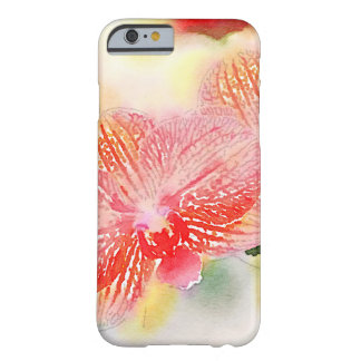 Watercolor Orchids Barely There iPhone 6 Case