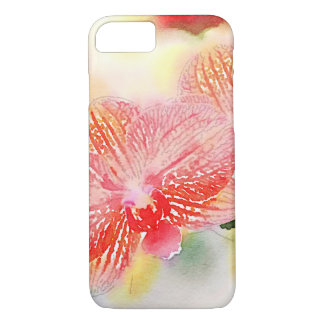 Watercolor Orchids iPhone 8/7 Case
