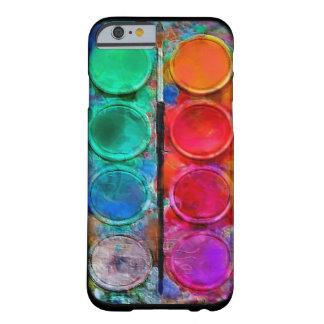 Watercolor Paint Pallette 4 iPhone 6 case