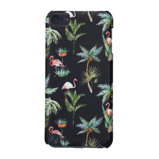 Watercolor Palm Pattern iPod Touch (5th Generation) Case
