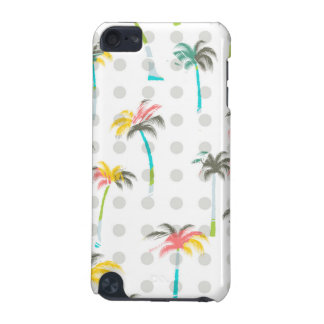 Watercolor Palm Trees iPod Touch 5G Cover