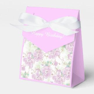 Watercolor Pansies, Gift Box