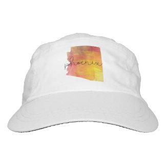 Watercolor Phoenix Arizona Custom Color Hat