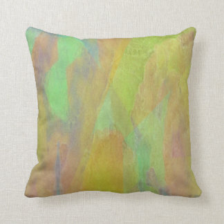 Watercolor pillow throw cushions