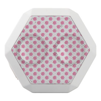 watercolor pink polka dots dotty design
