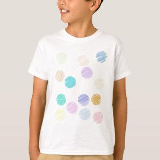 Watercolor Polka Dots T-Shirt