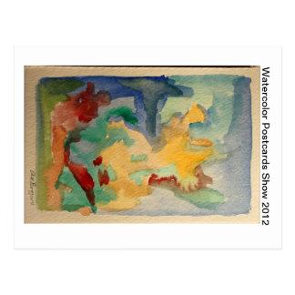 watercolor Postcards show album 2 nr 5